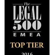 Legal 500 EMEA 2016 - Claeys & Engels is top ranked for labour and employment law in Belgium